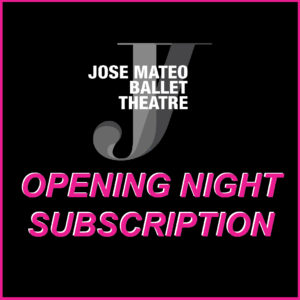Opening Night Subscription